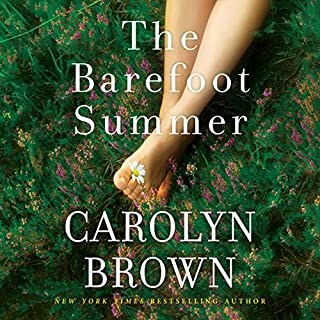 The Barefoot Summer audiobook cover art