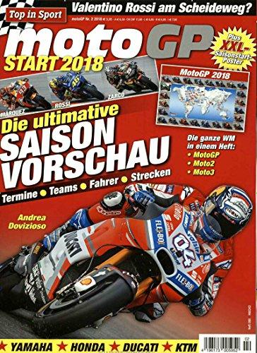 Top in Sport MotoGP [Abonnement jeweils 10 Ausgaben jedes Jahr]