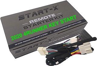 Start-X Remote Start for 2020-2021 4RUNNER || Key Start only || Plug N Play || Press Lock 3X to Start