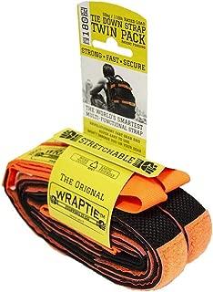 WRAPTIE Quick Tie Down Straps (6 Feet, Original)