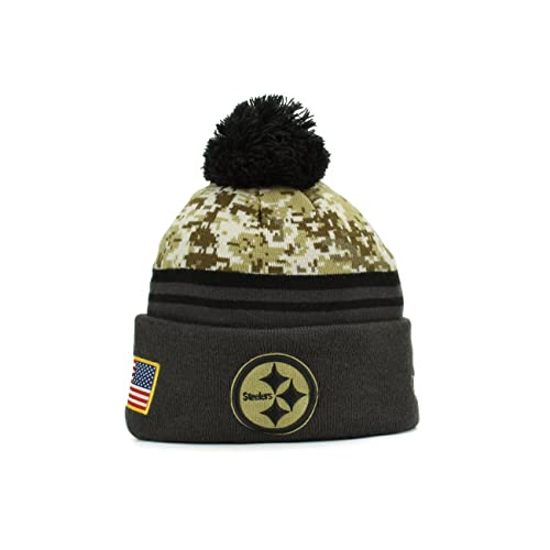 d7f65454f New Era 2016 Men's Salute to Service Knit Hat