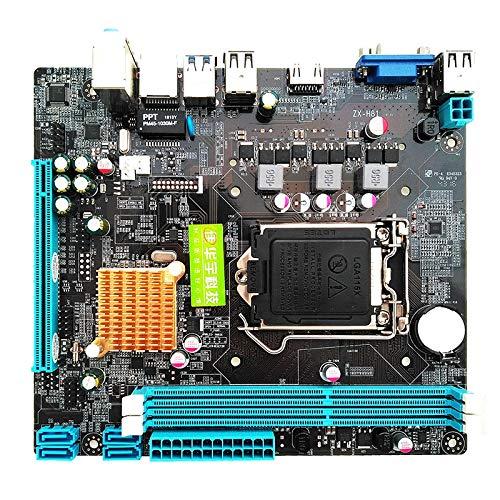 GUOJIAYI H81 placa base de ordenador 1150 Core 4ª generación USB3.0 SATA3.0