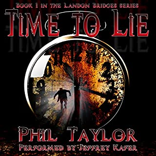 Time to Lie cover art
