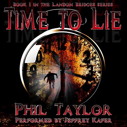Time to Lie audiobook cover art