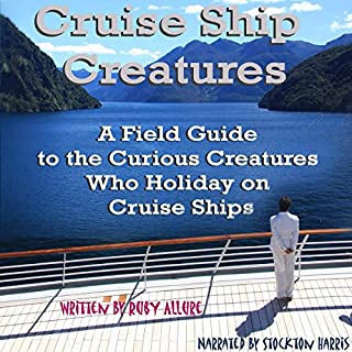 Cruise Ship Creatures audiobook cover art