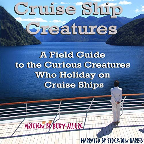 Couverture de Cruise Ship Creatures