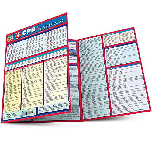 Cpr & Lifesaving (Quick Study)