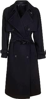 TAGLIATORE Luxury Fashion Womens KRISTENB3463 Black Coat   Fall Winter 19
