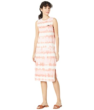 Vans Sun Waves Tie-Dye Midi Dress