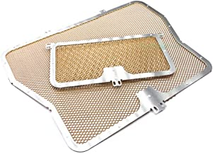 Motorcycle Radiator Guard Cover For BMW S1000R 2014-2016 S1000RR 2010-2016 S1000XR 2015-2016 HP4 2013-2014 (Gold)