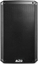 Alto Professional TS310 | 2000-Watt 10-Inch 2-Way Powered Loudspeaker With On-board Contour Controls, Performance-Driven Inputs / Outputs, Pole or Wedge Positioning and Integrated 2-Channel Mixer