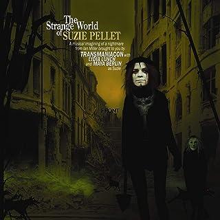 THE STRANGE WORLD OF SUZIE PELLET [LP+CD] [Analog]