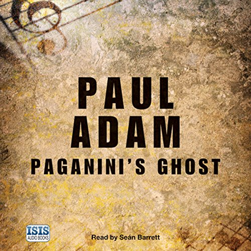 Paganini's Ghost cover art