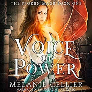 Voice of Power audiobook cover art