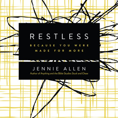 Restless  By  cover art