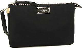 [ケイトスペード] ショルダーバッグ アウトレット レディース KATE SPADE WKRU4920 001 ブラック [並行輸入品]