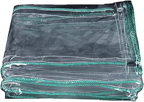 Z&YY Membrane imperméable étanche à la poussière 500g   m2 de décoration de Film d'élevage de Film d'élevage de Film de Serre d'épaisseur de bache Transparente