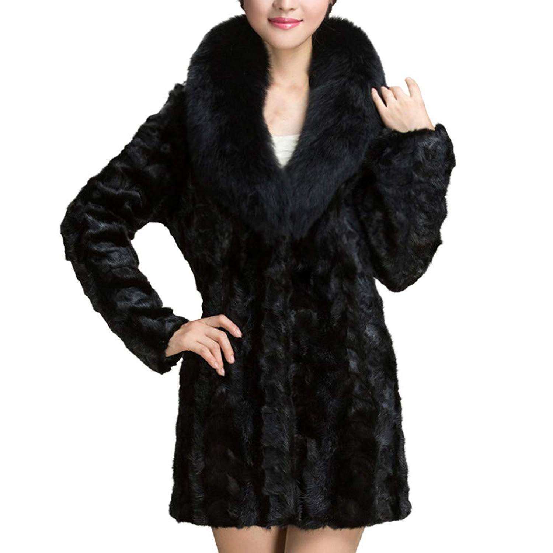美しいです] ファーコート 毛皮コート フェイクファー レディース ショートコート もこもこ 防寒コート 可愛い 暖かい カジュアル アウター 贅沢 大きいサイズ