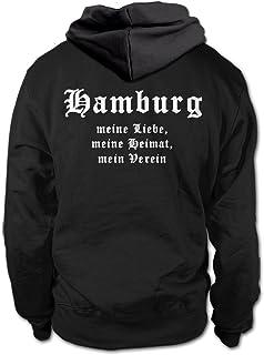 shirtloge - Hamburg - Meine Liebe, Meine Heimat, Mein Verein