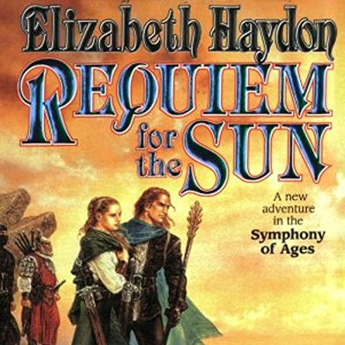 Requiem for the Sun audiobook cover art