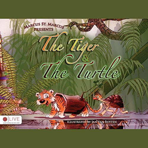 The Tiger & The Turtle cover art