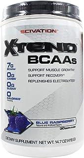 Scivation Xtend BCAAs Blue Raspberry, 416 g