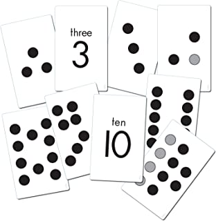 Essential Learning Products K-1 Subitizing Activity 38 Cards