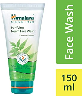 Himalaya Herbals Purifying Neem Face Wash, 150 ml