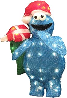 Best Cookie Monster Christmas Lawn Decoration Of 2020 Top