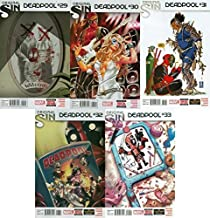Deadpool Vol 4 Issues 29-33 Orginal Sin Tie-In Complete Set - Bundle of Five (5) Marvel Comics