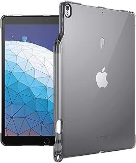 Lakko iPad Air 3 ケース (10.5 inch 2019), iPad Pro 10.5 ケース (2017), Poetic -[Lumos Series]- アップル 10.5型 アイパッド プロ 対応 [ウルトラスリム]...