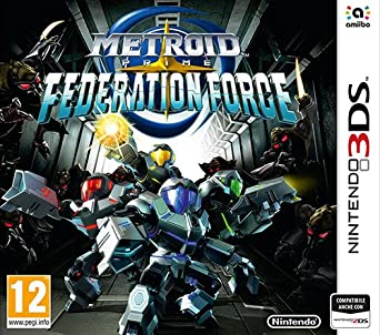 Metroid Prime: Federation Force - Nintendo 3DS