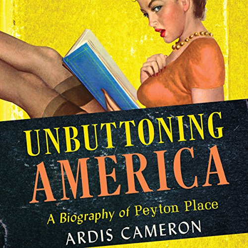 Unbuttoning America audiobook cover art