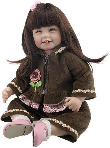 compras online de deportes SHTWAD Reborn Bebé Simulation Precioso Pelo Largo Little Princess Princess Princess Juguetes para Niños  hasta 60% de descuento