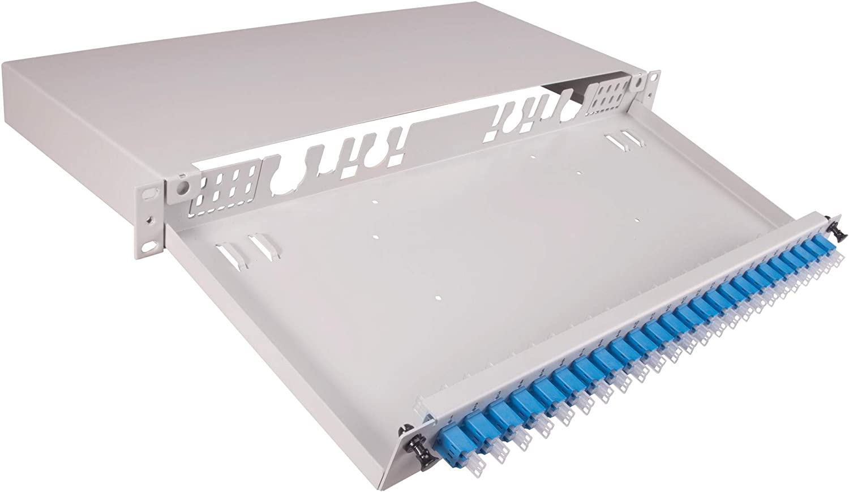 85063226-19 PATCH PANEL Import 1U Genuine DRAWER TELESCOPIC -85063226