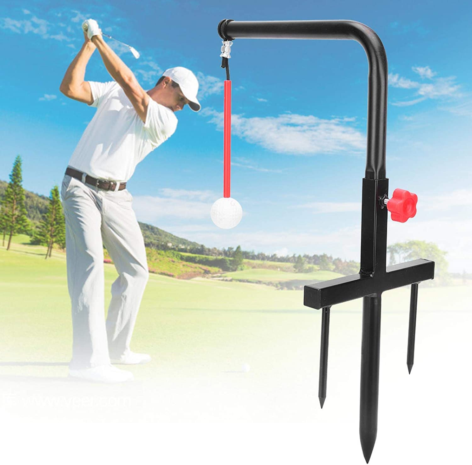 XQAQX Golf Swing Trainer Practice Swi Portable Hitting High Limited time cheap sale order