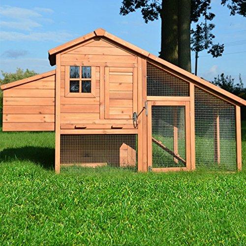Zooprimus ❤ Poulailler en bois pour jardin...