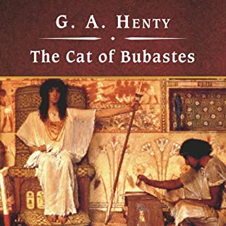 The Cat of Bubastes cover art