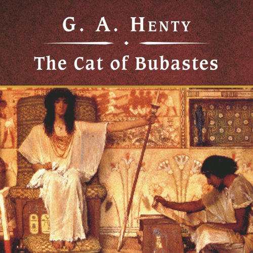 The Cat of Bubastes audiobook cover art