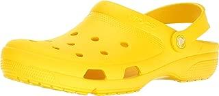 crocs Coast Men Clog in Yellow