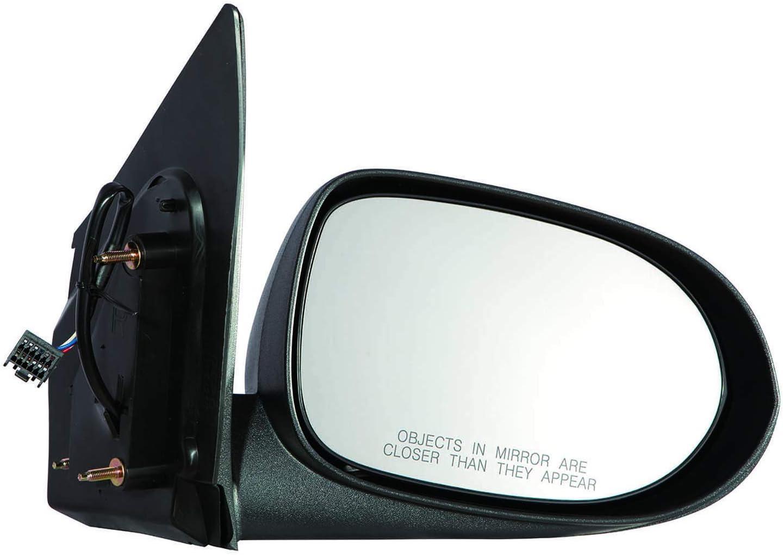 Right Side Power Door Sale price Mirror Superior 2010-2012 B00ZAKOVAU CH1321365 Fits