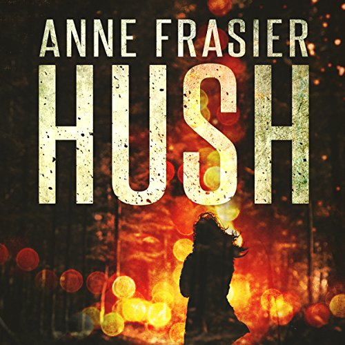 Hush audiobook cover art
