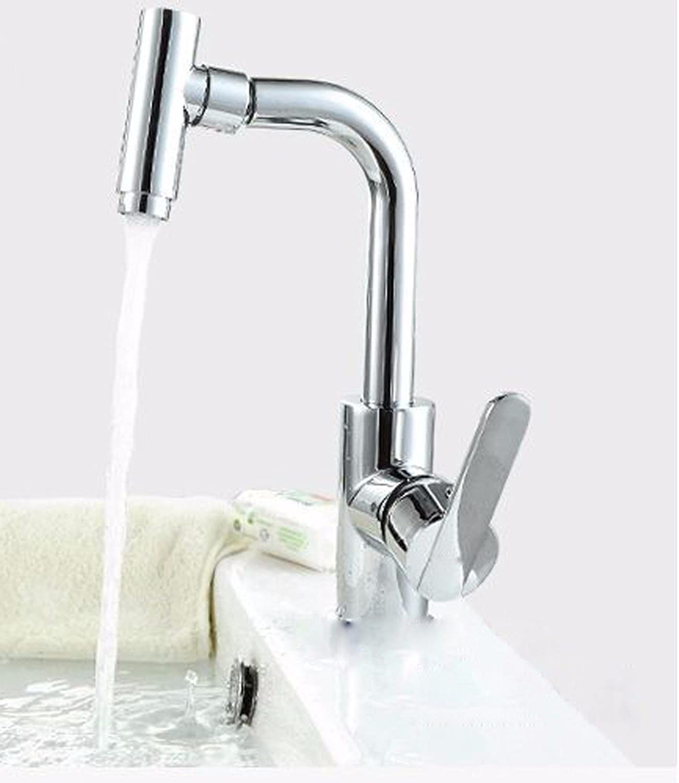 LHbox Basin Mixer Tap Bathroom Sink Faucet Kitchen faucet basin faucet copper alloy corrosion-resistant water faucet