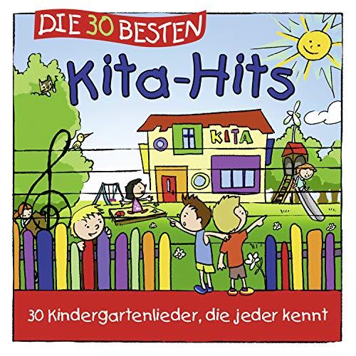 Die 30 besten Kita-Hits (30 Kindergartenlieder, die jeder kennt)