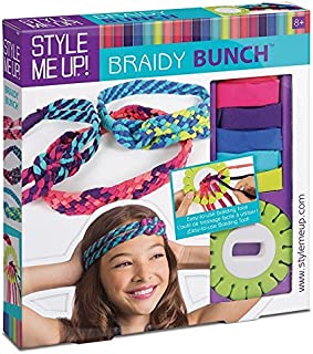 Style Me Up Braidy Bunch, Multi-Colour, SMU-860CAU