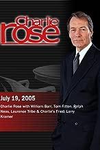 Charlie Rose July 19, 2005