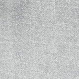 mDesign Stoffbox für Schrank oder Schublade, 2 Fächer – die ideale Aufbewahrungsbox (Stoff) – flexibel verwendbare Stoffkiste – Farbe: grau - 5