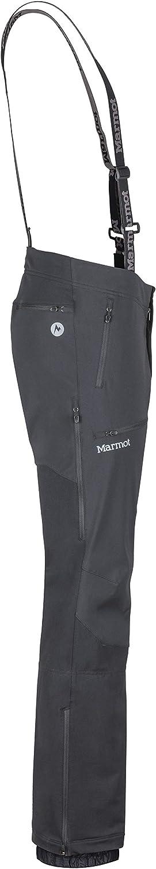 Pantalones Blandos De Trekking Marmot Pro Tour Pant Transpirables Hombre Resistentes Al Agua Pantalones para Exteriores