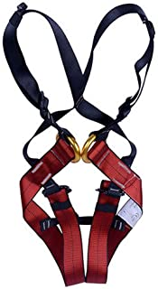 XINDA Children Full Body Waist Support Safety Harness Belt Protector Kids Outdoor Sports Rock Climbing Fire