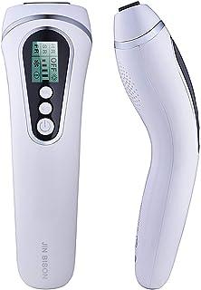3イン1レーザー脱毛器 永久脱毛器 家庭用光脱毛器 2019改良版 サロン品質 男女全身兼用 自動フラッシュ 光エステ (IPL脱毛装置(HR(脱毛)+SR(美容)+AC(ニキビケア) (1WHITE)